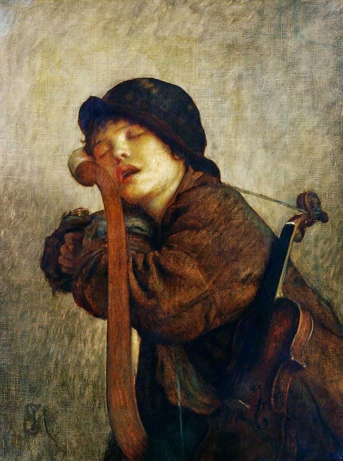 liitle-violinist-sleeping